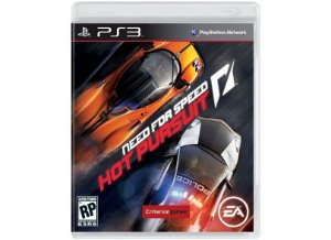 Jogo Playstation 3 - Need For Speed Hot Pursuit