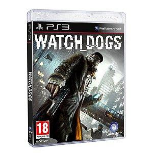 Jogo Playstation 3 - Watch Dogs