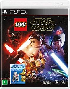 Jogo Playstation 3 - LEGO Star Wars O Despertar da Força