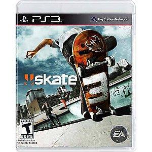 Jogo Playstation 3 - Skate 3