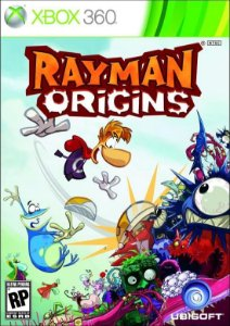 Jogo Xbox 360 - Rayman Origins