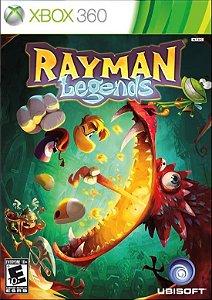 Jogo Xbox 360 - Rayman Legends