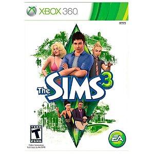Jogo Xbox 360 - The Sims 3