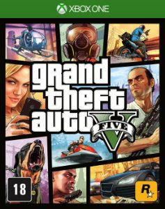 Jogo Xbox One - Grand Theft Auto V - GTA 5