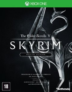 Jogo Xbox One - The Elde Scrolls V: Skyrim - Special Edition