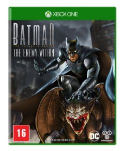 Jogo Xbox One - Batman the Enemy Withim
