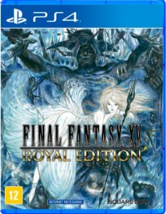 Jogo Playstation 4 - Final Fantasy Royal Edition