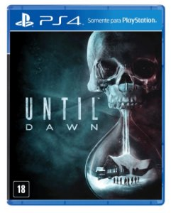 Jogo Playstation 4 - Until Dawn