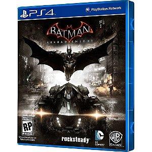 Jogo Batman: Arkham Knight, o Cavaleiro das Trevas