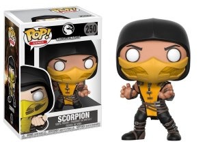 Funko Pop Mortal Kombat X 250