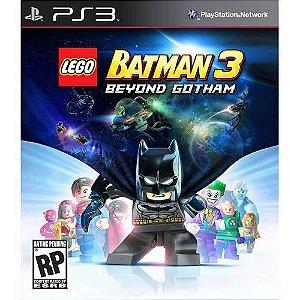 Jogo LEGO Batman 3 Beyond Gotham - Ps3