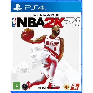 NBA 2K21 - Playstation 4