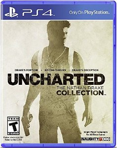 Uncharted: The Nathan Drake Collection - PS4 (Semi Novo)