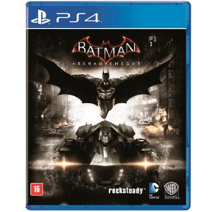 Batman: Arkham Knight - PS4 (SemiNovo)