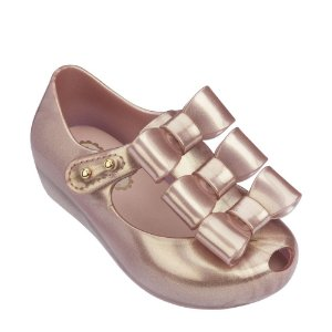 Mini Melissa Ultragirl Triple Bow