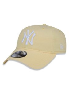 Boné New Era MLB New York Yankees Aba Curva 920 St Pastels