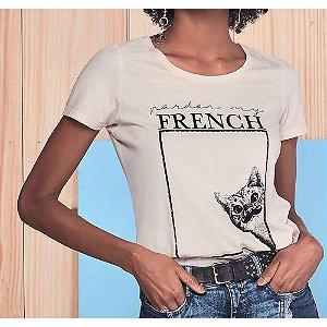 Camiseta Pardon Feminina Dzarm