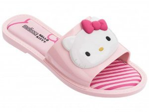 Melissa Slipper + Hello Kitty