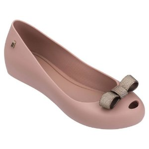 Melissa Ultragirl Bow Chrome