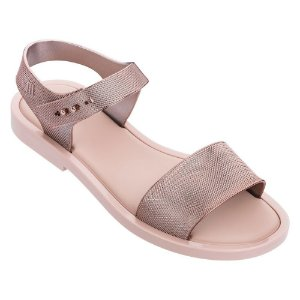 Melissa Mar Sandal Chrome