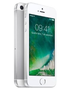 Iphone SE 32GB Prata