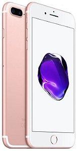 iPhone 7 Plus 128Gb Ouro Rosa