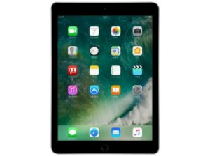 "iPad New, Tela Retina 9.7"", 32GB, Space Gray, 4G"