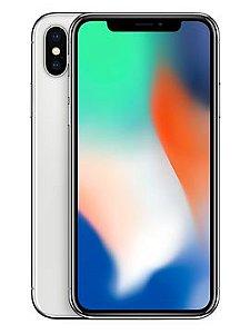 Pré-venda - iPhone X 256GB Prata