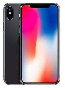 Pré-venda - iPhone X 256GB Preto