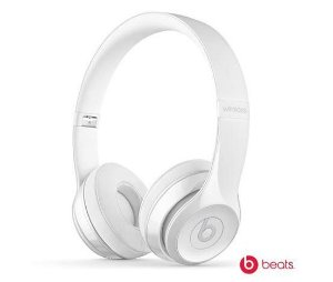 Fone de Ouvido Headphone Beats Solo 3 Branco Brilhante - Apple