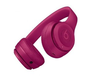 Fone de Ouvido Headphone Beats Solo 3 Brick Red - Apple