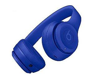 Fone de Ouvido Headphone Beats Solo 3 Break Blue - Apple