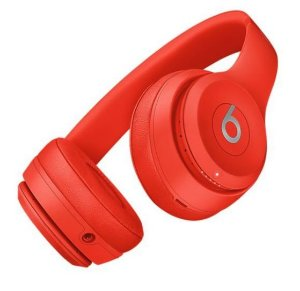 Fone de Ouvido Headphone Beats Solo 3 (PRODUCT) RED - Apple