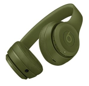 Fone de Ouvido Headphone Beats Solo 3 Neighborhood Collection - Verde musgo - Apple