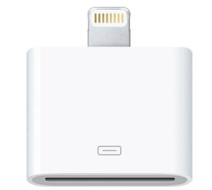 Adaptador Lightning To 30-Pin Adapter-Bra - Apple