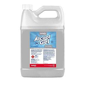 Álcool Gel Antisséptico 70% SEM PERFUME Reflexo 5 Litros