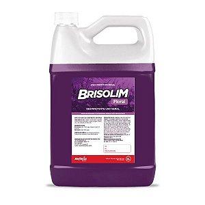 Desinfetante Concentrado Brisolim Floral - 5 Litros