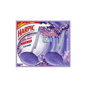 Desodorizante sanitário bloco perfumado - 2 unidades