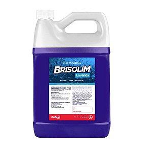 Desinfetante Concentrado Brisolim Lavanda 5 Litros