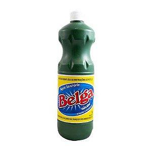 Agua Sanitária Belga 1 Lt