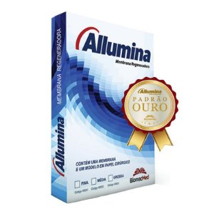 Membrana ALLUMINA PLUS (50x30mm) - BIOMACMED