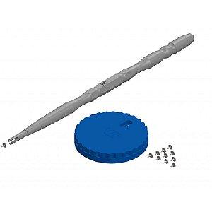 Kit de TACHINHAS (Fixação de Membrana) - WF