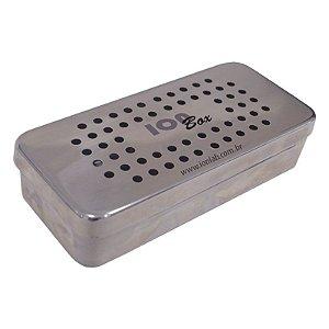 :: Estojo Inox PRF BOX (Importado) - IONLAB