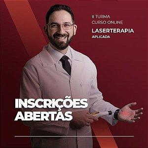 Curso de Laserterapia Aplicada (Com Certificação) - HOTMART