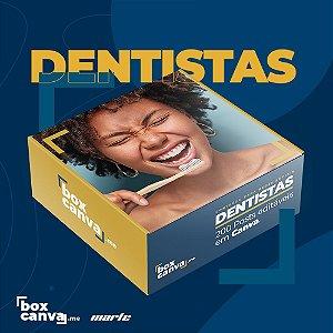 BoxCanva - Dentistas (Imagens para Redes Sociais) - HOTMART