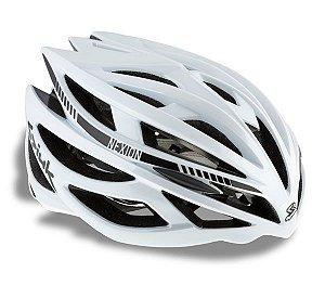 Capacete Para Ciclismo Spiuk Nexion Branco  - Mountain Bike ou Speed