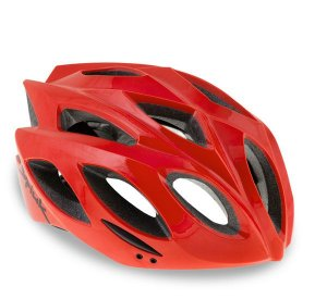 Capacete Para Ciclismo Spiuk Rhombus  Vermelho - Mountain Bike e Speed