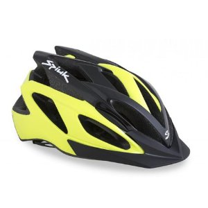 Capacete Para Ciclismo Spiuk Tamera Amarelo Fluor - Mountain Bike Ou Speed