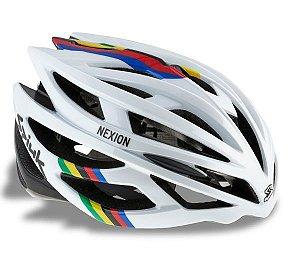 Capacete Para Ciclismo Spiuk Nexion Campeão do Mundo - Mountain Bike ou Speed