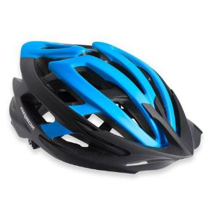 Capacete Para Bike Arbok Escalera Preto/Azul - Mountain Bike e Speed